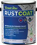 Beauti-Tone Latex Rust Coat