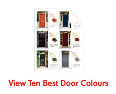 View Ten Best Door Colours