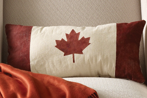 Coussin canadien