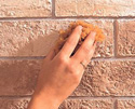 Faux Brick & Stone