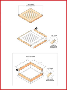 Games Table Instructions 2