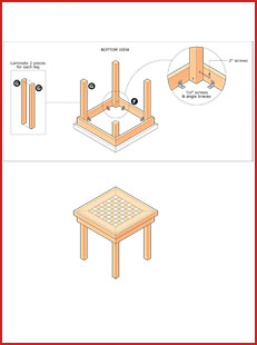 Games Table Instructions 3