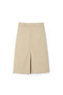 Front view of Product Image of Kick Pleat Skirt opens large image