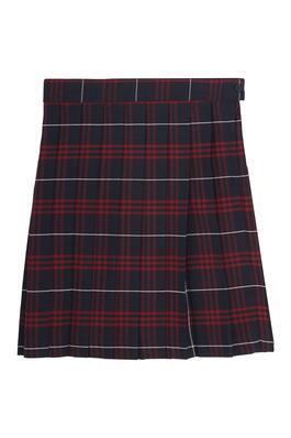 cba7915d4 Plaid Pleated Girls School Uniform Skirt, Size 4-6x  French Toast - French  Toast