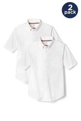 of New! Short Sleeve Oxford Shirt 2-pack