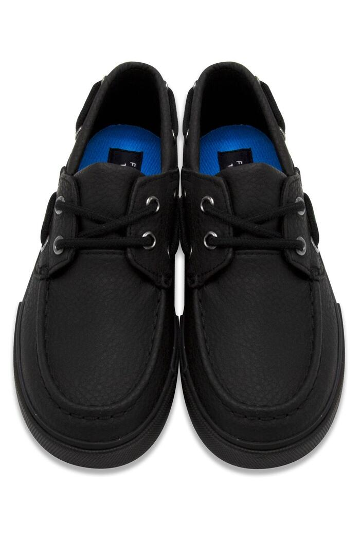 Product Main Image of School Boat Shoe - Jacob