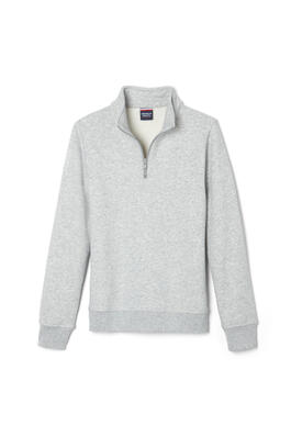 of Quarter-Zip Fleece Top