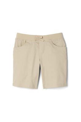 of Pull-On Tie Front Short
