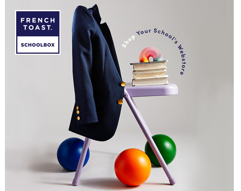 Shop French Toast Schoolbox