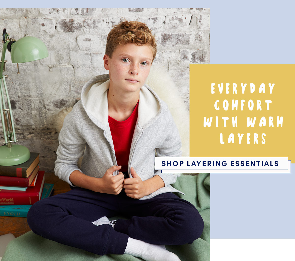 Shop Layering Essentials