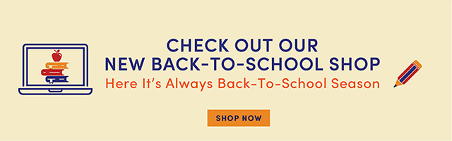French Toast Back-to-School Shop