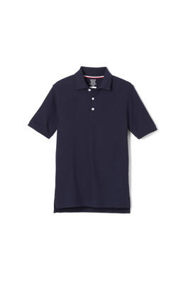 Product Image with Product code 1012,name  Short Sleeve Pique Polo   color NAVY