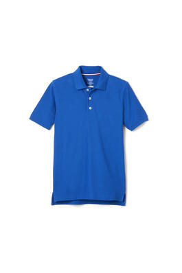 Product Image with Product code 1012,name  Short Sleeve Pique Polo   color HGRY
