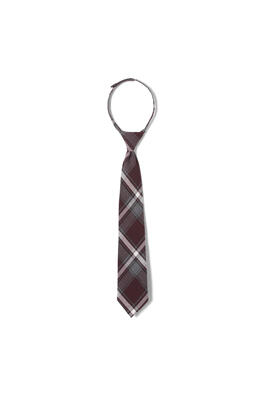 Product Image with Product code 1030,name  Adjustable Plaid Tie   color BRGP