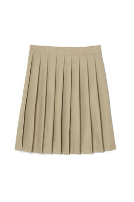 Product Image with Product code 1066,name  Pleated Skirt   color KHAK