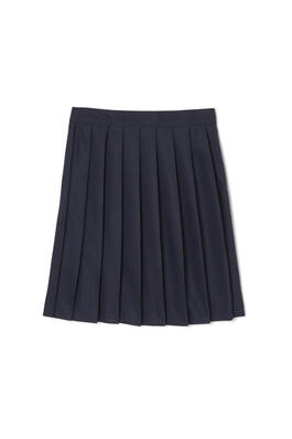 Product Image with Product code 1066,name  Pleated Skirt   color NAVY
