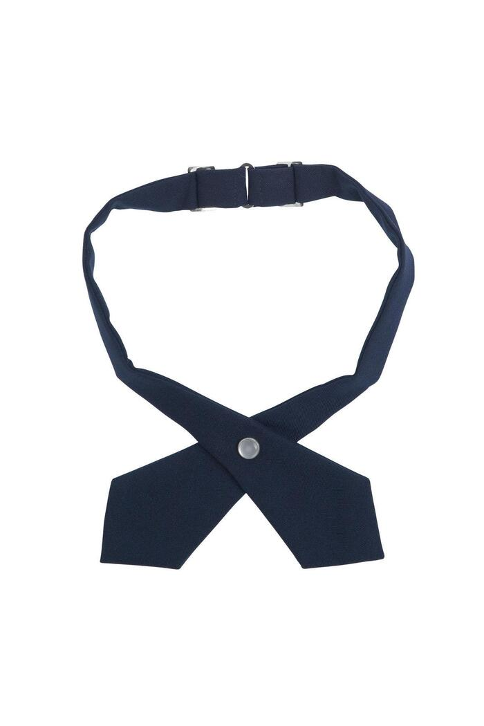 Product Main Image of Adjustable Solid Color Cross Tie
