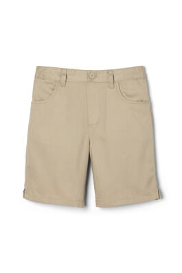 Product Image with Product code 1349,name  Pull-On Girls Short   color KHAK