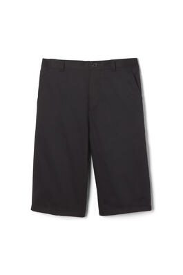 Product Image with Product code 1350,name  Boys Pull-On Short   color BLAC