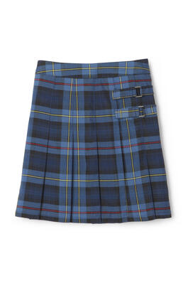 Product Image with Product code 1397,name  Plaid Two-Tab Skort   color BLRP
