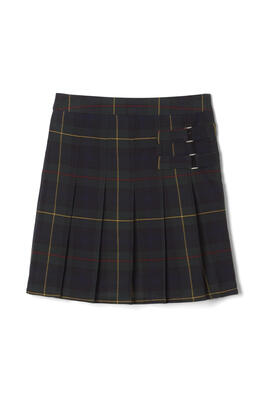 Product Image with Product code 1397,name  Plaid Two-Tab Skort   color GRNP