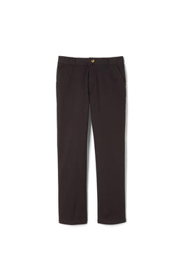 Product Image with Product code 1694,name  New! Straight Fit Chino with Power Knees   color BLAC