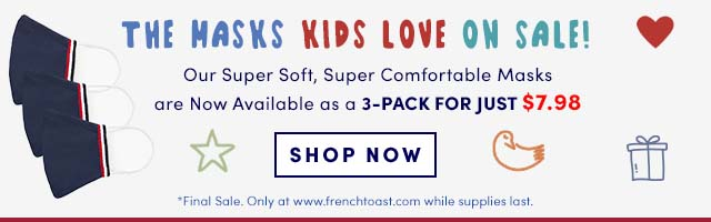 French Toast Cloth Mask