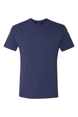 Product Image with Product code 4109,name  Short Sleeve Triblend Crew   color VNAV