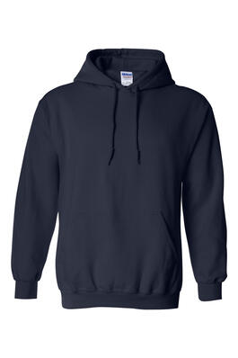 Product Image with Product code 4110,name  Heavy Cotton Hoodie   color NAVY