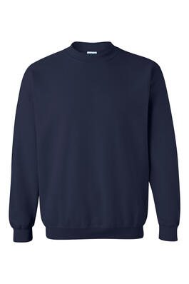 Product Image with Product code 4111,name  Heavy Cotton Crewneck Sweatshirt   color NAVY