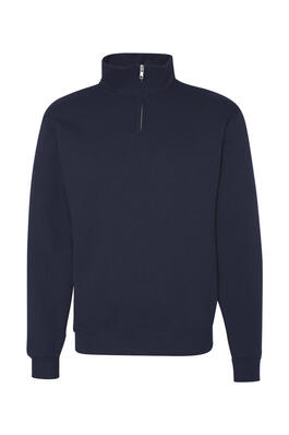 Product Image with Product code 4122,name  Jerzees - Nublend® Quarter-Zip Cadet Collar Sweatshirt   color NAVY
