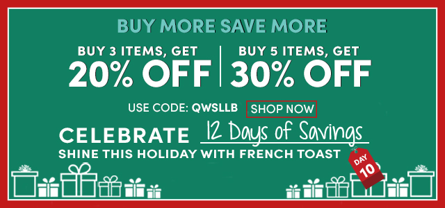 French Toast Sale