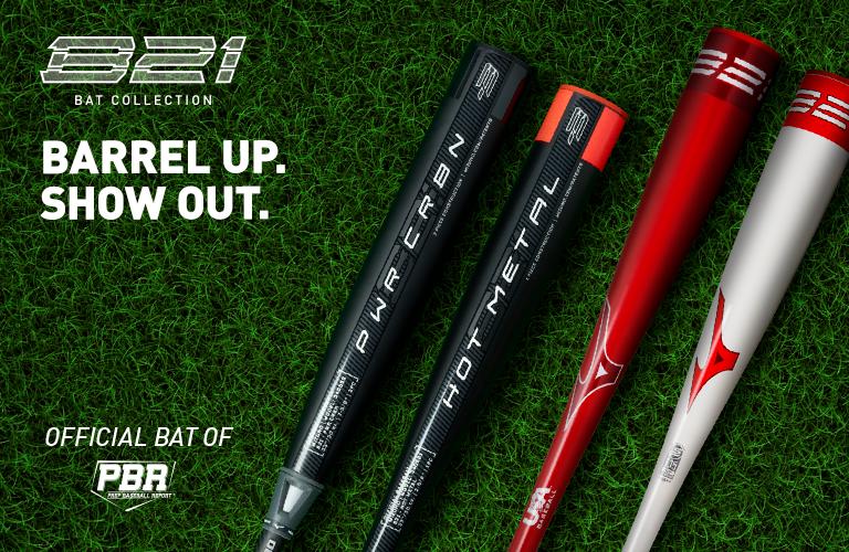 B21 Bat Collection, B21 Baseball Bats, Mizuno B21 Bats