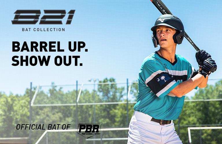 B21 Bat Collection, B21 Bats, Mizuno Baseball, B21 Baseball
