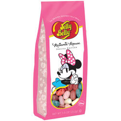 Minnie Mouse Jelly Beans - 7.5 oz Gift Bag