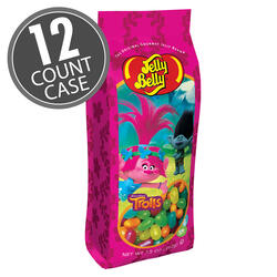 DreamWorks© Trolls Jelly Beans 7.5 oz Gift Bag 12 Count Case