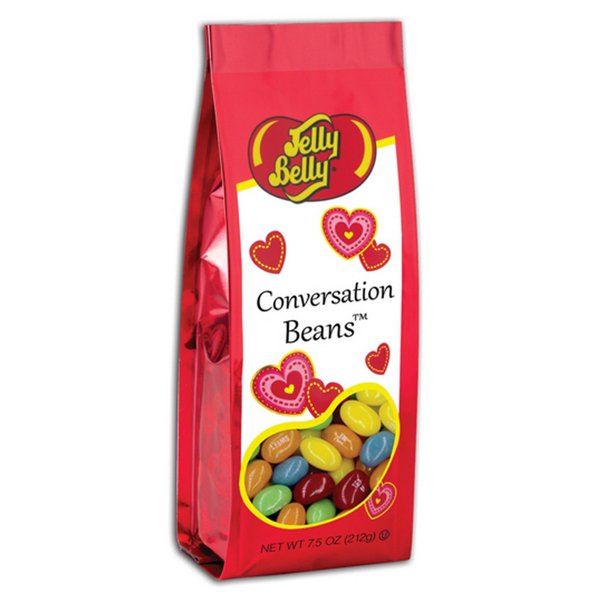 Jelly Belly Conversation Beans® - 7.5 oz Gift Bag