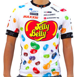 Jelly Belly Team Jersey 2017 - Adult Men - Medium