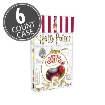 Harry Potter™ Bertie Bott's Every Flavour Beans – 1.2 oz Box - 6 Pack
