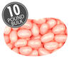 Jewel Bubble Gum Jelly Beans -  10 lb Bulk Case