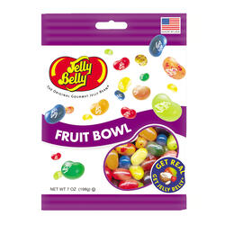 Fruit Bowl Mix Jelly Beans - 7 oz Bag