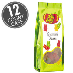 Gummi Bears - 6 oz Gift Bags - 12-Count Case