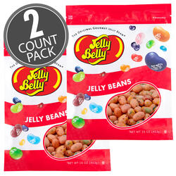 Tutti-Fruitti Jelly Beans - 16 oz Re-Sealable Bag 2-Pack