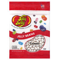 Coconut Jelly Beans - 16 oz Re-Sealable Bag