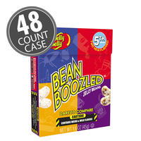 BeanBoozled Jelly Beans - 1.6 oz boxes (5th edition) 48-Count Case