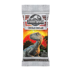 Jurassic World 2 Chocolate Dinosaur 0.55 oz