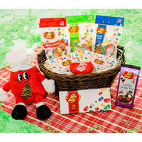 Exquisite Jelly Belly Treats Gift Basket