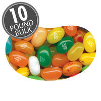 Tropical Mix Jelly Beans - 10 lbs bulk