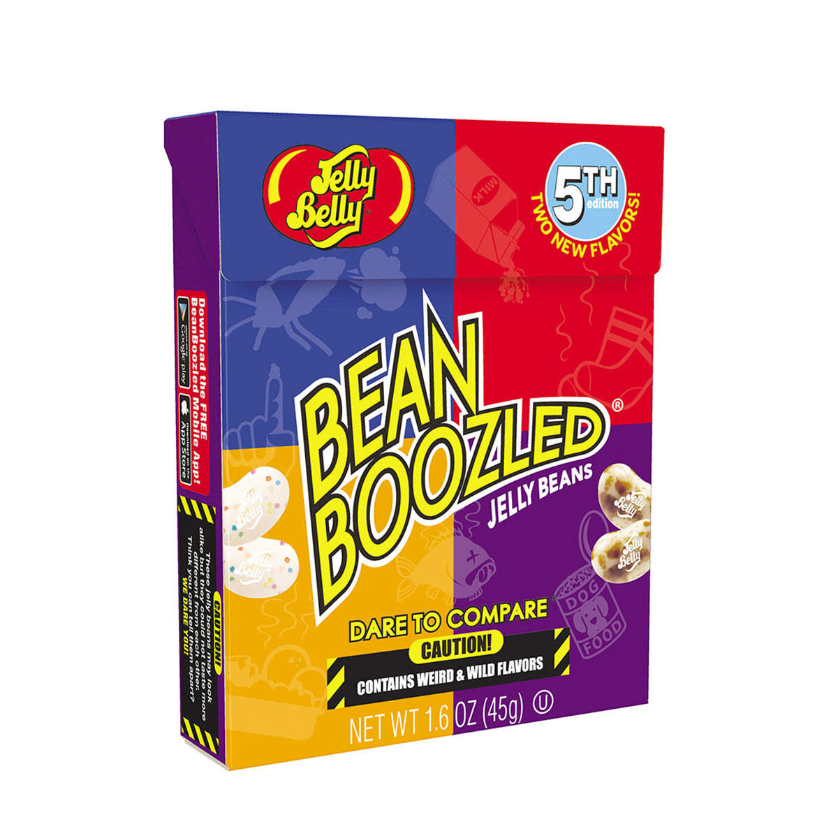 BeanBoozled Jelly Beans - 1.6 oz Box (5th edition)