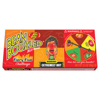 BeanBoozled Fiery Five 3.5 oz Spinner Gift Box